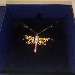 Swarovski necklace new